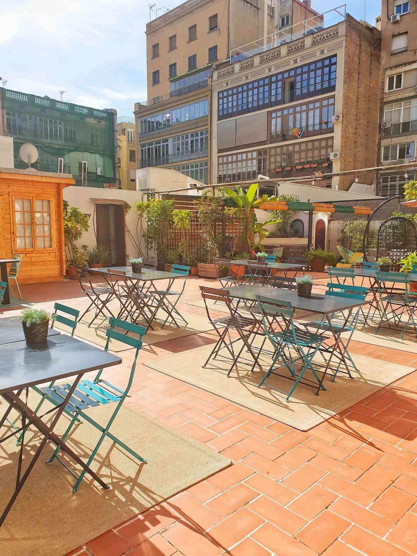Rodamon Barcelona Hostel Review | Where To Stay In Barcelona