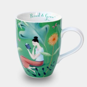Barnes & Noble - Illustrated Cup