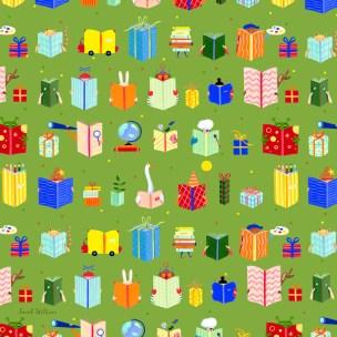 Barnes & Noble - Chidren's Instore Gift Wrap