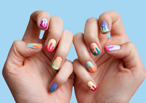 Idiot 39 S Guides Nail Art Book Review Adventures In Acetone
