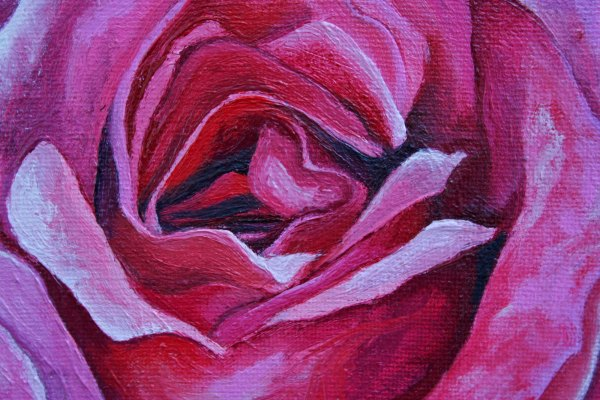 found rose