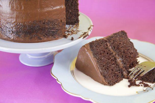 Fine Vegan Gluten Free Chocolate Cake Sara Kidd Funny Birthday Cards Online Inifofree Goldxyz