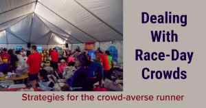Dealing with race day crowds