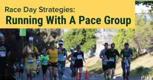 Pace Group on Race Day