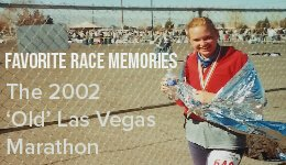 Old Vegas Marathon Memories