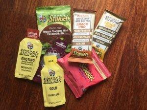Honey Stinger products