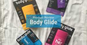 Body Glide Product Review