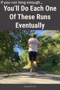 Types of run