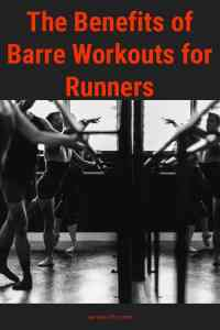Barre workouts for runners