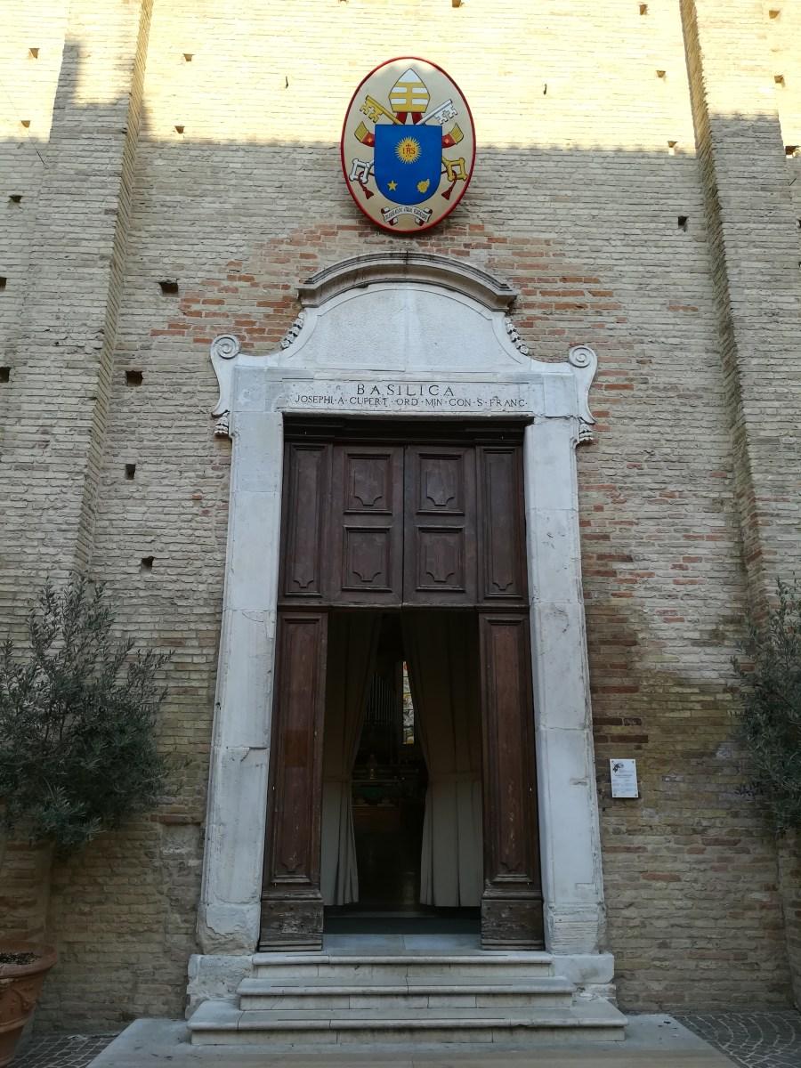 Osimo e il Santuario di San Giuseppe da Copertino