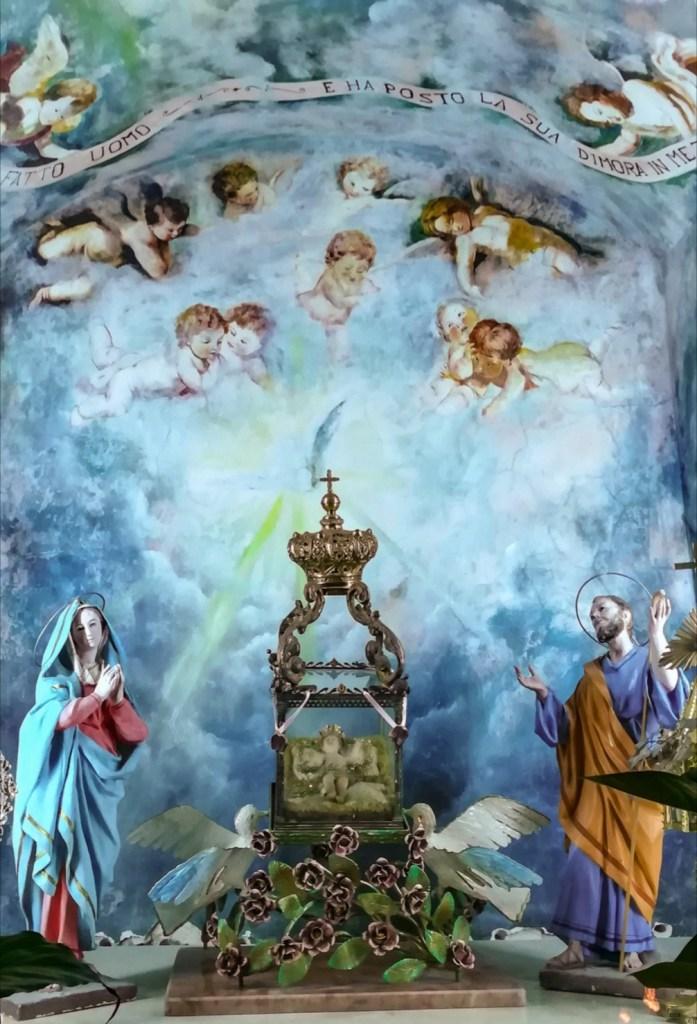 Miracolo Gesù Bambino Massafra