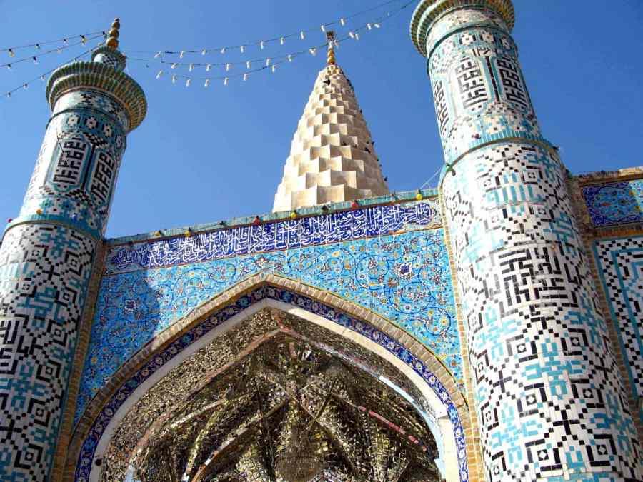 Mausoleo del profeta Daniele