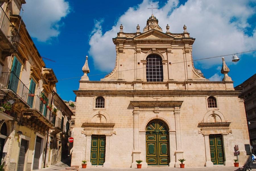 Chiesa Santa Maria di Betlem | Modica