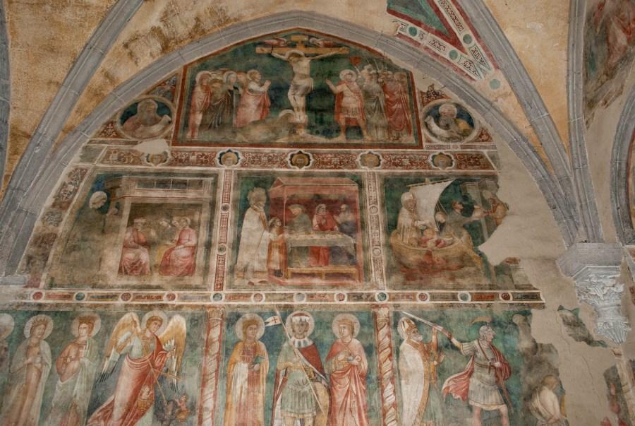 Particolare della Chiesa di San Flaviano