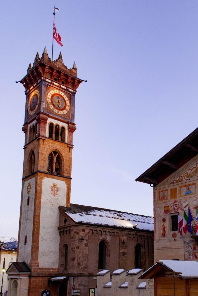 chiesa di San Sebastiano | Cavalese