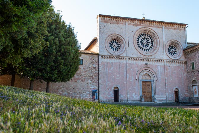 Chiesa San Pietro Assisi