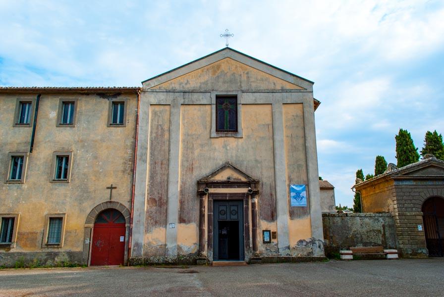 Santuario Madonna della Salute Valentano