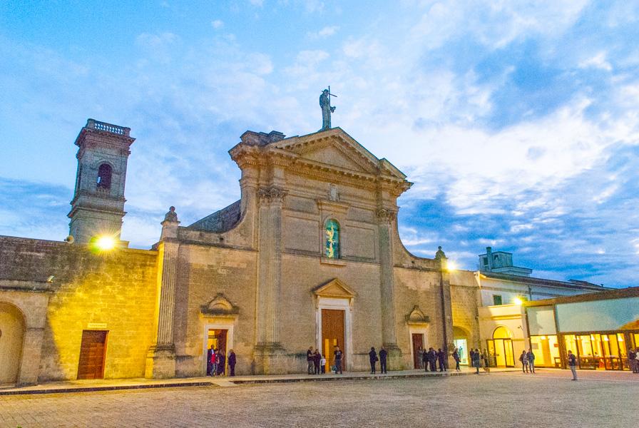 Il Santuario di San Cosimo alla Macchia