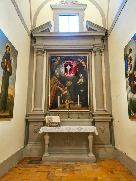Cappella Santissime Spine