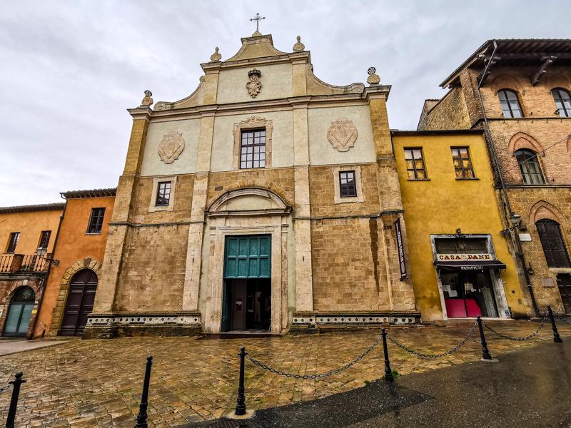 Museo Diocesano Arte Sacra Volterra
