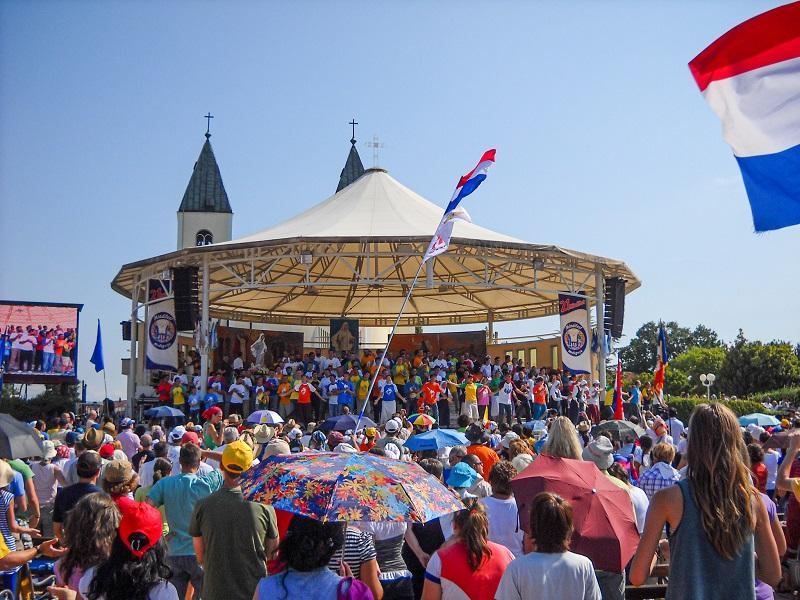 Međugorje-Festival-dei-Giovani-agosto