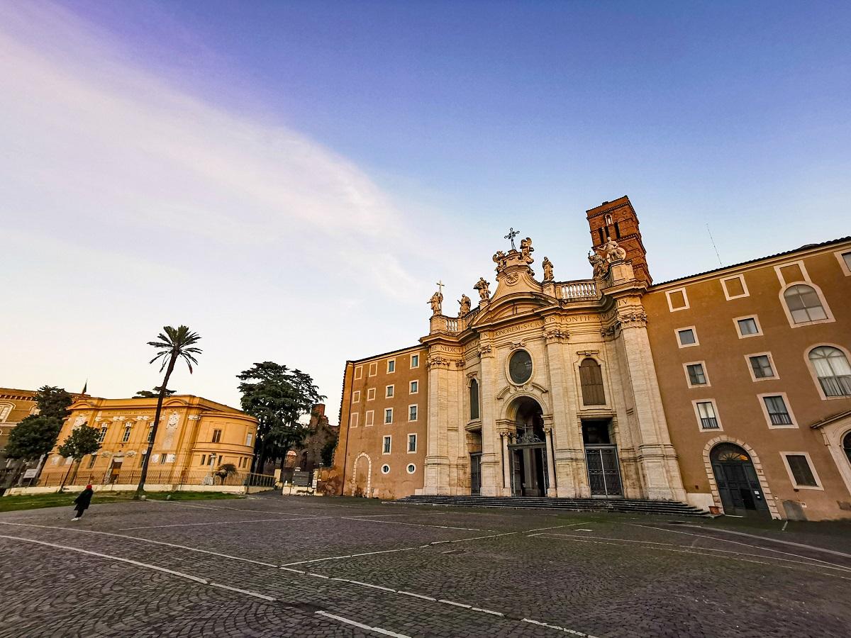 le-Basiliche-minori-di-Roma