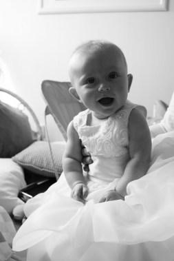 Alice 6 månader.