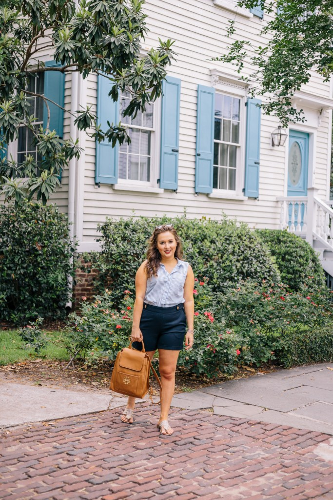 Sara Magnolia - What to Wear on a Summer Trip - Charleston, SC