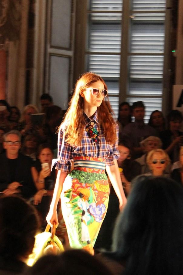 stella jean - milan fashion week - sarandipity - fashionshow 5