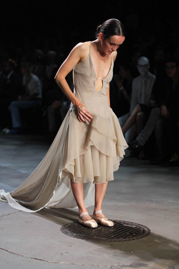 sunday special mbfwa favorites maria cle leal doutzen kroes ballet fashionshow amsterdam8