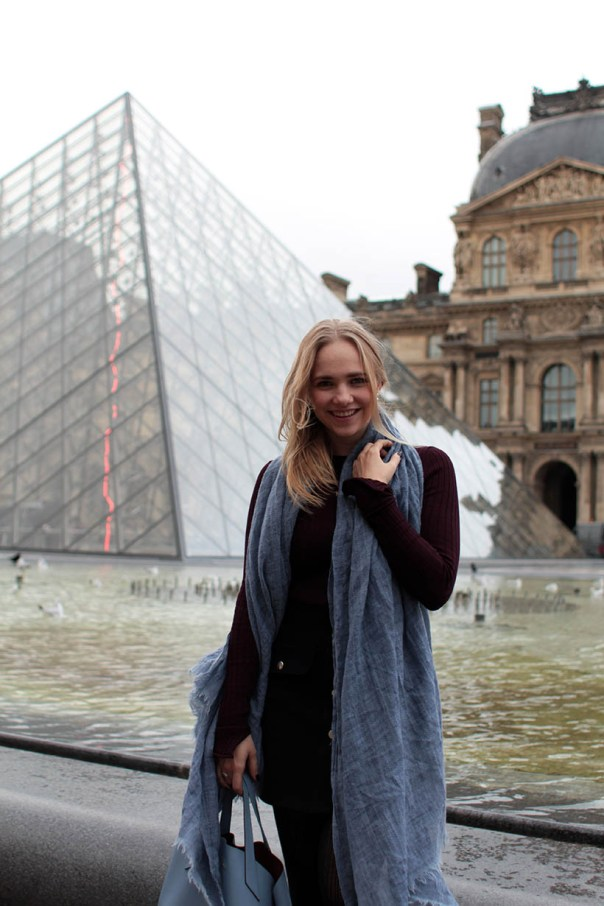 Louvre Outfit ootd fashion blogger SarandaAdriana paris dutch blog style zara imyf asos furla6
