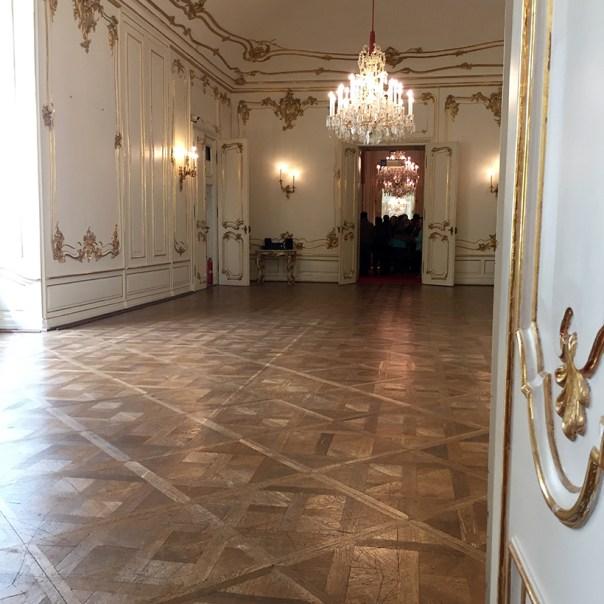 Travel three days in Vienna schloss schonbrunn