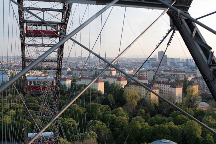 travel three days in vienna prater riesenrad2