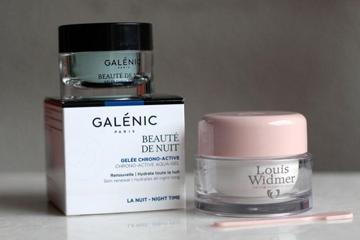 beauty products via newpharma - galenic, louis widmer