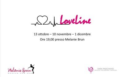 Loveline: la nuova stagione di incontri da Melanie Brun