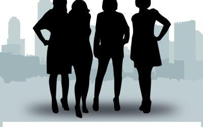 24 Novembre Women in The City: Four Men for Women