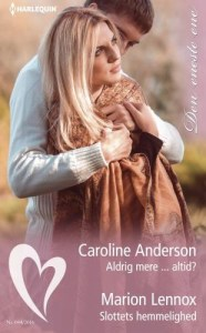 Caroline Anderson lydbog aldrig mere altid