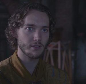 "Toby Regbo - ""The Last Kingdom"""