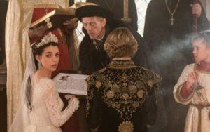 Adelaide Kane e Toby Regbo - Mary e Francis (matrimonio)