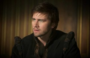 """Toby Regbo Francis Bash Torrance Coombs - Bash in """"Reign"""""""