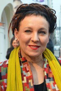 Toby Regbo: consiglio lettura. Olga Tokarczuk - Premio Nobel per la letteratura(2018)