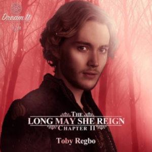 Toby Regbo: agosto 2019. Toby Regbo sarà a LMSR2 (Dream It - dicembre 2019)