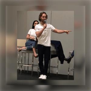 Toby Regbo e Adelaide Kane - Convention Fandom Vibes (Aprile 2019 - Milano)