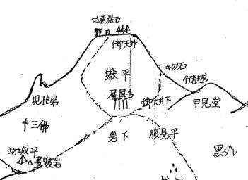 冠着・地名図samuneiru