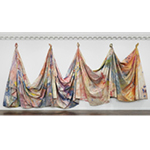 Sam Gilliam's Carousel Change (1970)