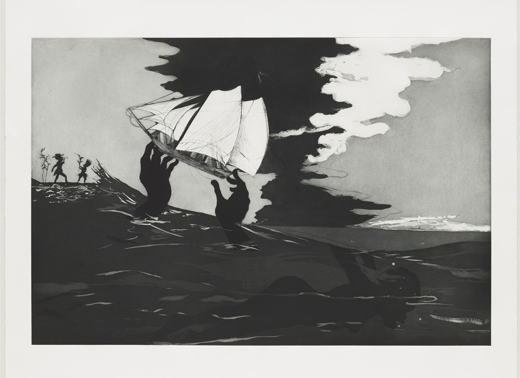 Kara Walker's No World (2010)