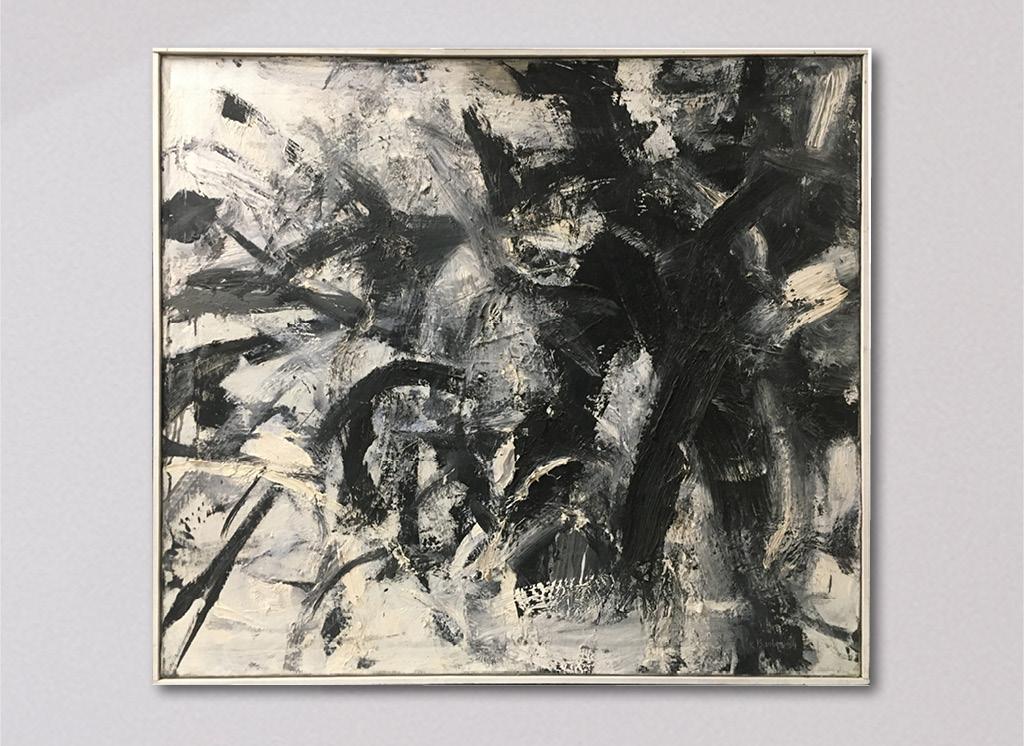 Robert Barber's Trees (1959-1960)