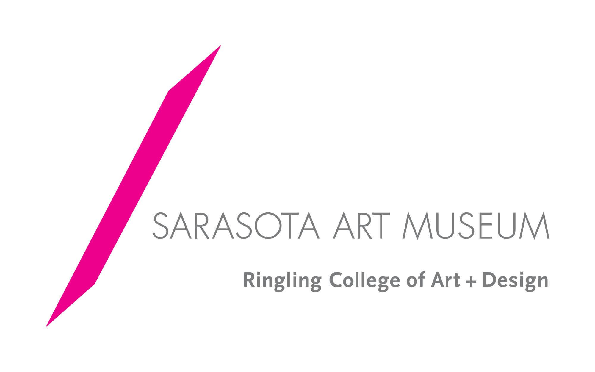 Sarasota Art Museum Logo lockup