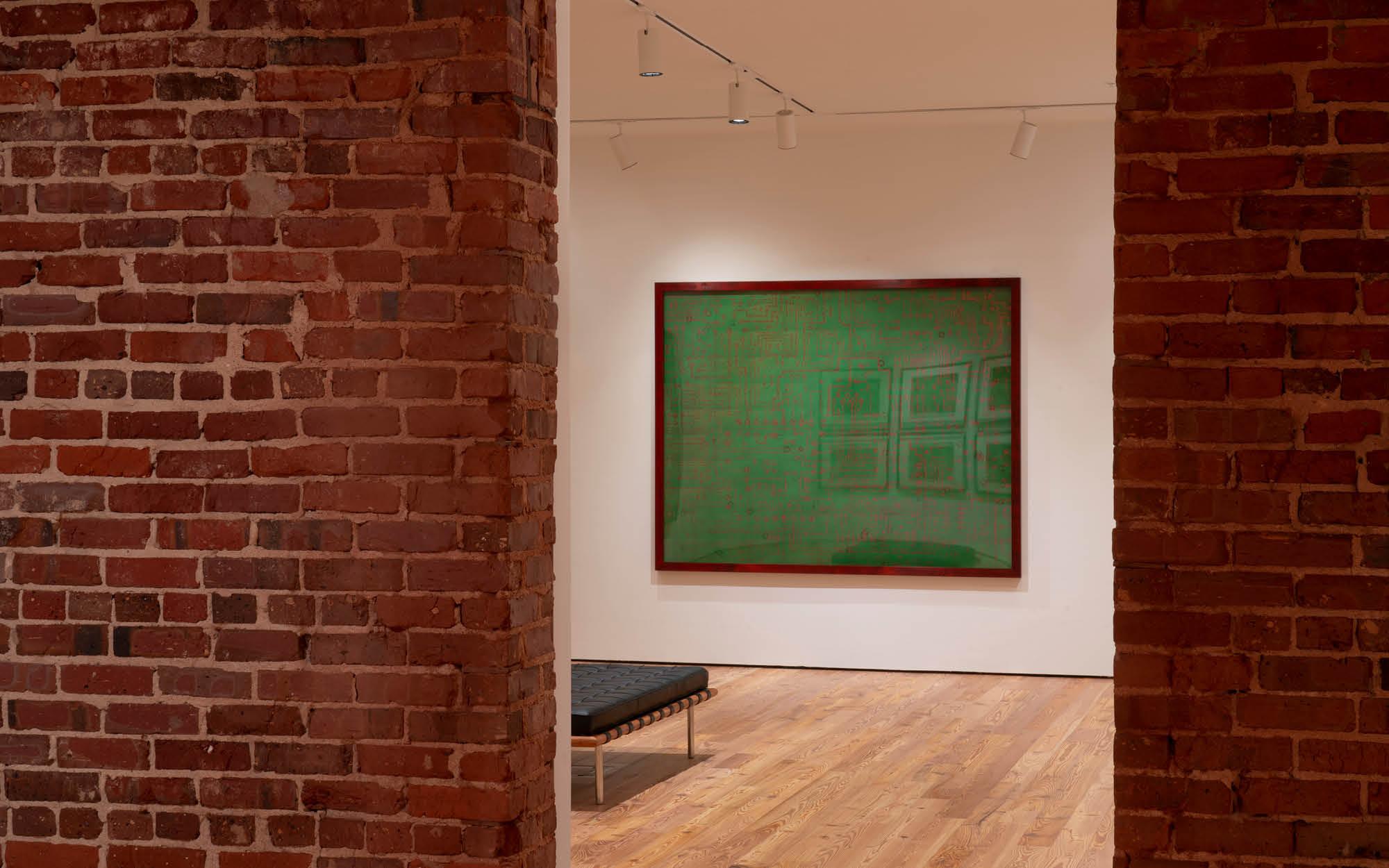 Vik Muniz exhibition, North Gallery