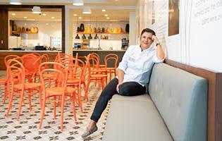 Chef Kaytlin Dangaran, Executive Chef, Bistro at Sarasota Art Museum of Ringling College